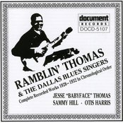 Ramblin' Thomas & The Dallas Blues Singers (1928-1932)