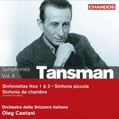 Tansman, A.: Symphonies, Vol. 4