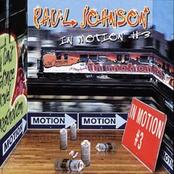 album Paul Johnson - In motion by Paul Johnson