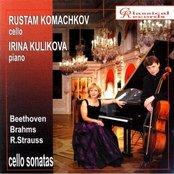 Beethoven, Brahms, R. Strauss Cello Sonatas