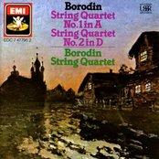 String Quartets Nos. 1 & 2 (The Borodin String Quartet)