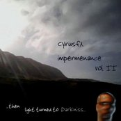 Impermanence Vol. II Darkniss