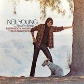Neil Young - Everybody Knows This is Nowhere Artwork