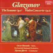 Glazunov: Seasons (The) / Violin Concerto
