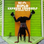 Express Yourself (feat. Nicky Da B) - EP