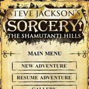 Steve Jackson's Sorcery - The Shamutanti Hills Soundtrack