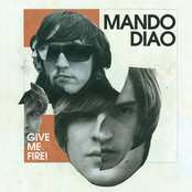 Cover artwork for Give Me Fire