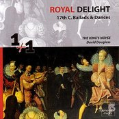 Royal Delight - 17th Century Ballads & Dances