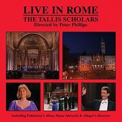 Live in Rome - The Tallis Scholars