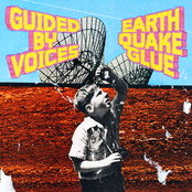 album Earthquake Glue by Guided by Voices