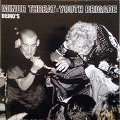 Minor Threat & Youth Brigade - Split