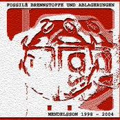 FOSSILE BRENNSTOFFE UND ABLAGERUNGEN • MENDELSSON 1998 – 2004