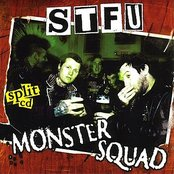 Monster Squad / STFU Split CD