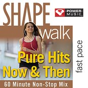 SHAPE Cardio- Pure Hits - Now & Then