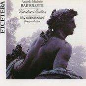 Angelo Michele Bartolotti, 4 suites for guitar FR0Om 'Libro Secondo