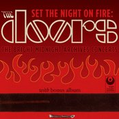 Set The Night On Fire: The Doors Bright Midnight Archives Concerts [w/Bonus Album]