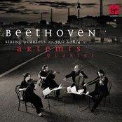 Beethoven String Quartets No.2 & No.4