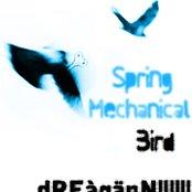 Spring Mechanical Bird