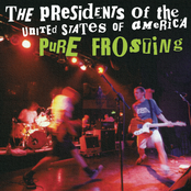 album Pure Frosting by The Presidents of the United States of America