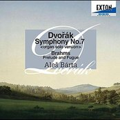 Dvorak: Symphony No.7<Organ Solo ver.> - Brahms: Prelude and Fugue