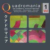 The Romantic Russian Masters-Vol.1