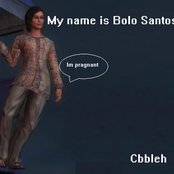 My Name is Bolo Santosi