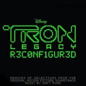 Daft Punk - Tron Legacy - Reconfigured OST (2011)