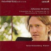 Brahms, J.: 3 Intermezzos / Piano Pieces, Opp. 118 and 119 / 2 Rhapsodies