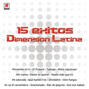 15 Exitos Dimension Latina
