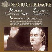 Mozart: Symphonies Nos. 40 & 41, Schubert: Symphony No. 5, Schumann: Symphony No. 2