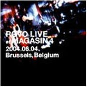 ROVO LIVE at MAGASIN4-2004.06.04 Brussels,Belgium