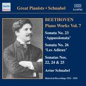 BEETHOVEN: Piano Sonatas Nos. 22-26 (Schnabel) (1932-1935)