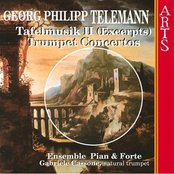 Telemann: Tafelmusik II - Trumpet Concertos