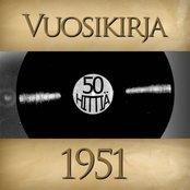 Vuosikirja 1951 - 50 hittiä