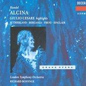 Handel: Alcina; Giulio Cesare