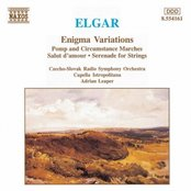 ELGAR: Enigma Variations / Pomp and Circumstance Marches Nos. 1 and 4 / Serenade for Strings