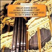 Organ Favourites: J.S.Bach, R.Schumann, F.Liszt