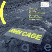 Cage, C.: Credo in Us / Quartet / Second Construction / She Is Asleep / Third Construction