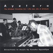 The Afrobeat chronicles vol 1( the jazz side of Afrobeat)