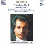 BRAHMS: Symphony No. 2 / Serenade No. 2