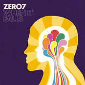 Cover artwork for When It Falls