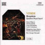 VERDI: Requiem / Quattro Pezzi Sacri