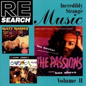 RE/Search: Incredibly Strange Music, Volume 2
