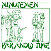 album Paranoid Time by Minutemen
