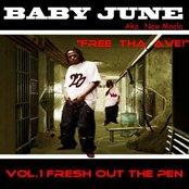 Vol.1 Fresh Out The Pen  (Mixtape)
