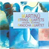 String Quartets (Panocha Quartet)