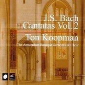 J.S. Bach Cantatas Vol. 2