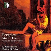 Pergolesi, Vinci, Leo: Concerti Per Traversiere