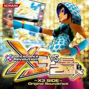 DanceDanceRevolution X3 VS 2ndMIX ~X3 SIDE~ Original Soundtrack