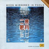 Moon Mirrored In Pools
